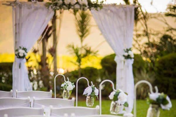 Cairns Beach & Garden Weddings