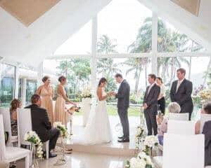 Hilton Cairns Chapel Blue Horizon