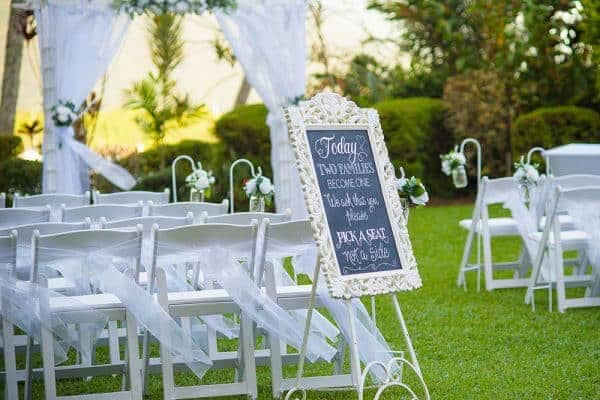 Cairns Garden Wedding Packages