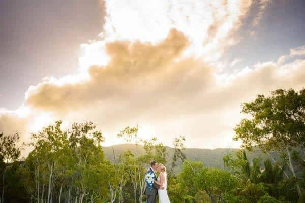 Cairns Beach & Garden Wedding Packages